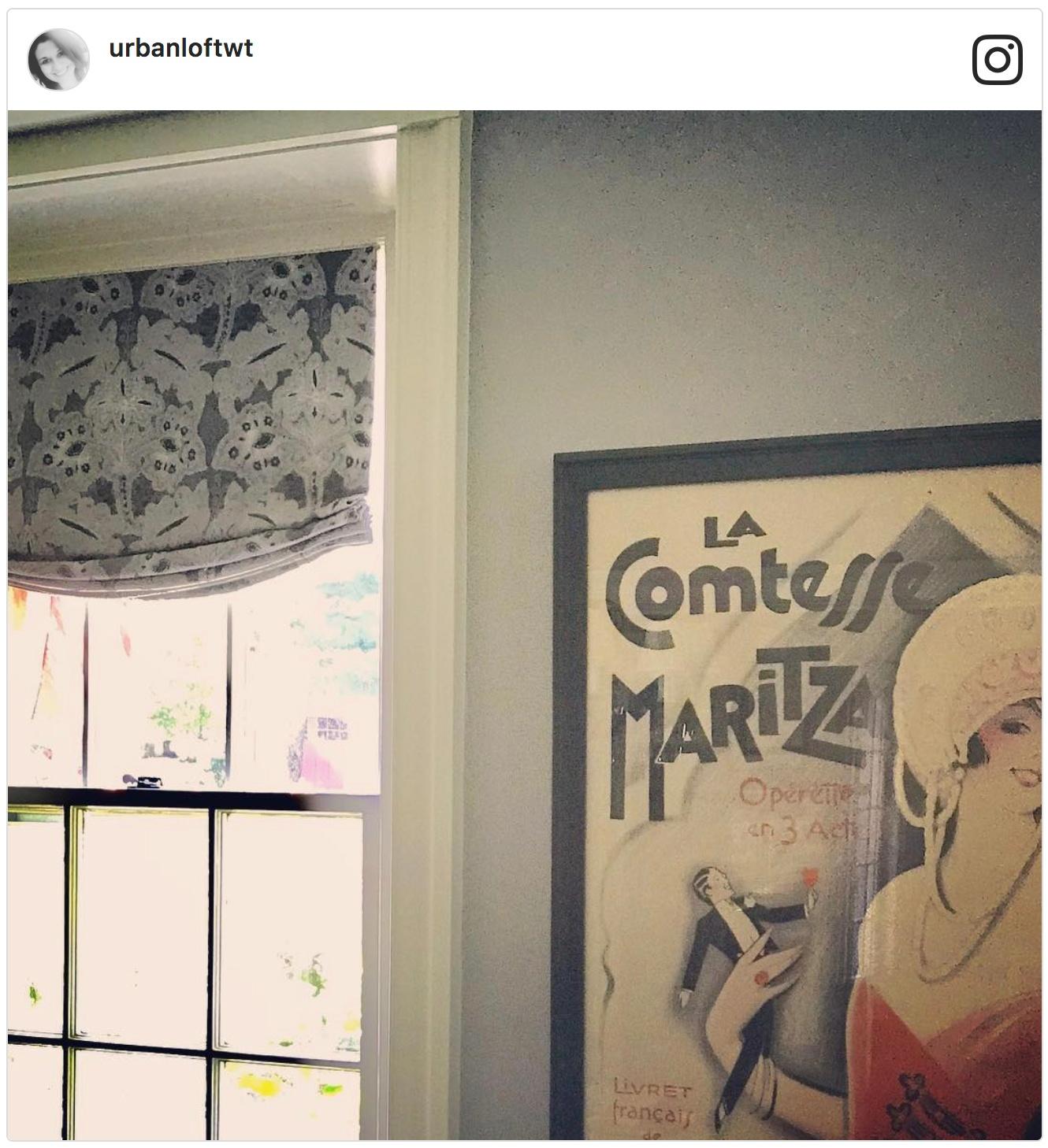 Urban Loft Instagram