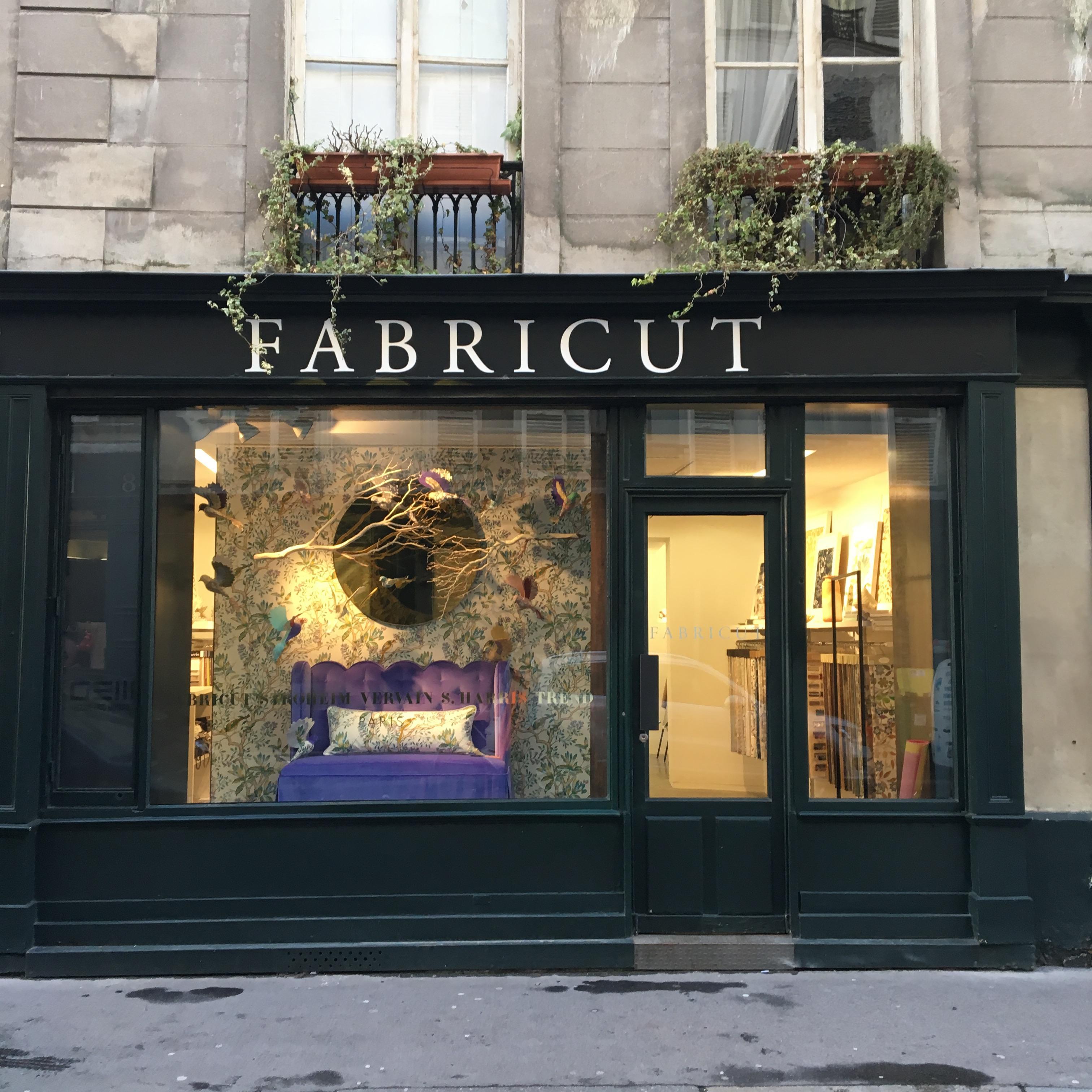 Fabricut, Paris Deco Off 2018