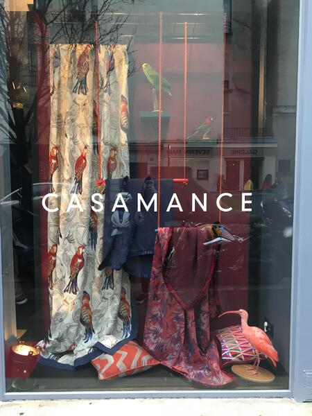 Casamance window, Paris Deco Off 2018