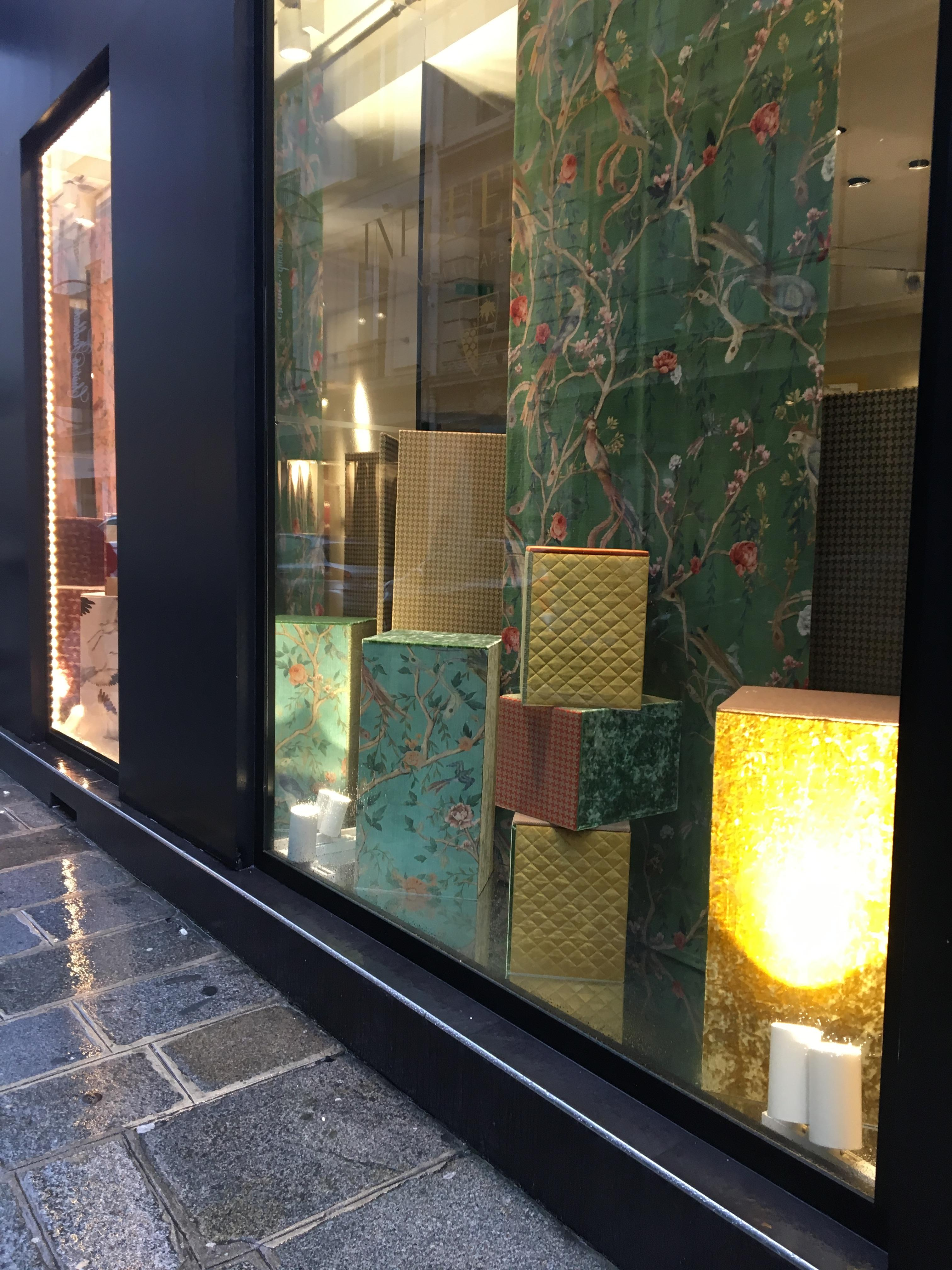 JAB/Chivasso window, Paris Deco Off 2018
