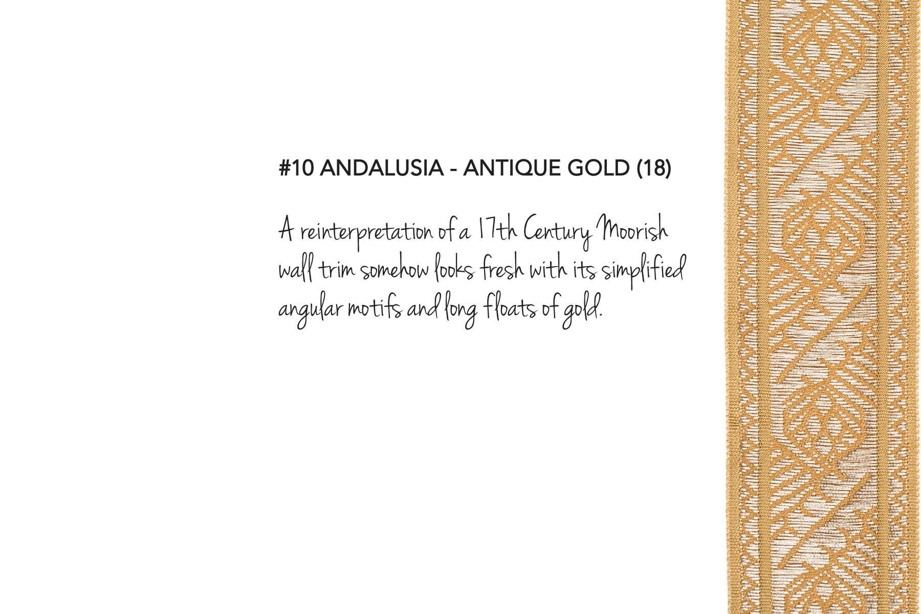 Andalusia_AntiqueGold_#10