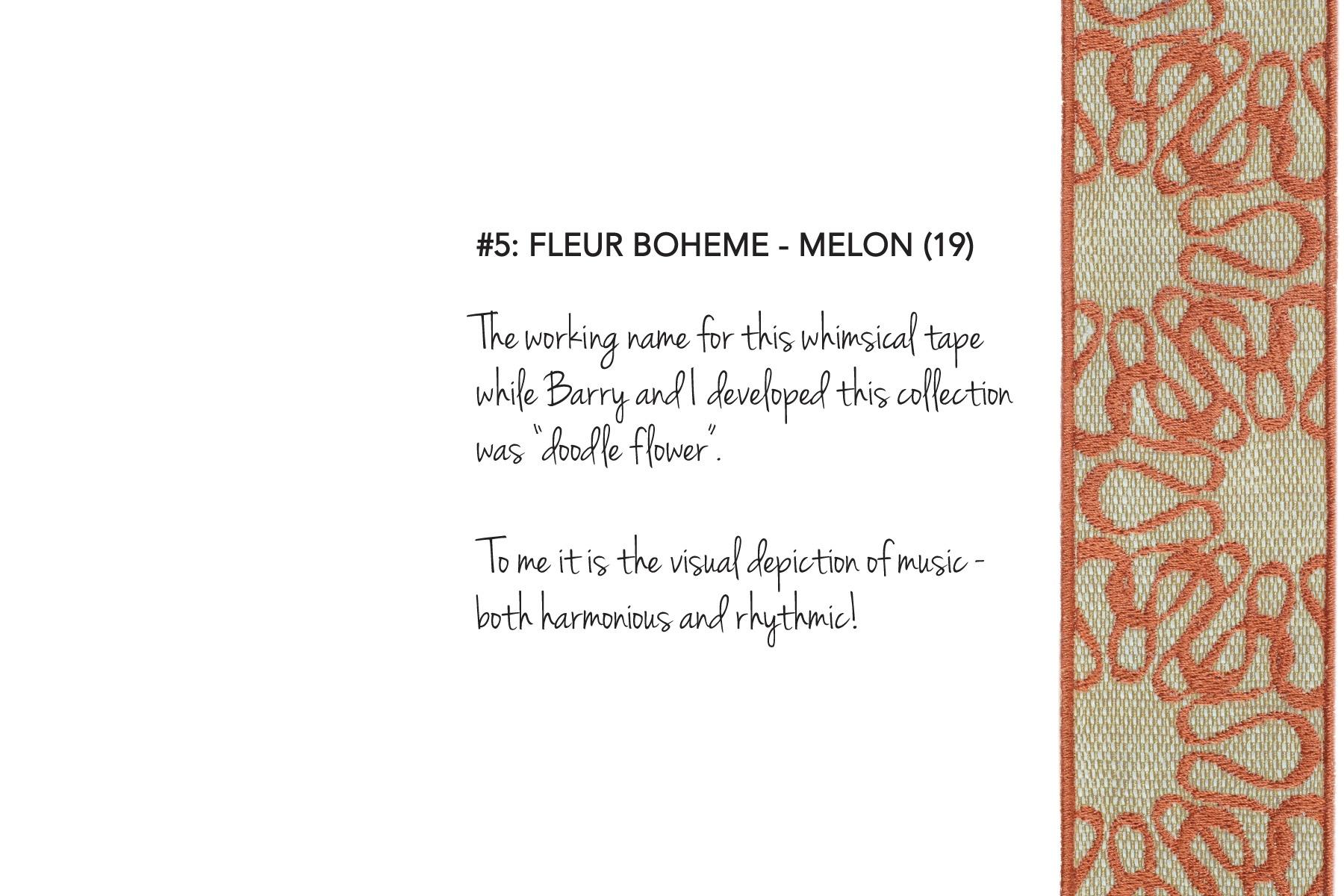 Fleur_Melon_#5
