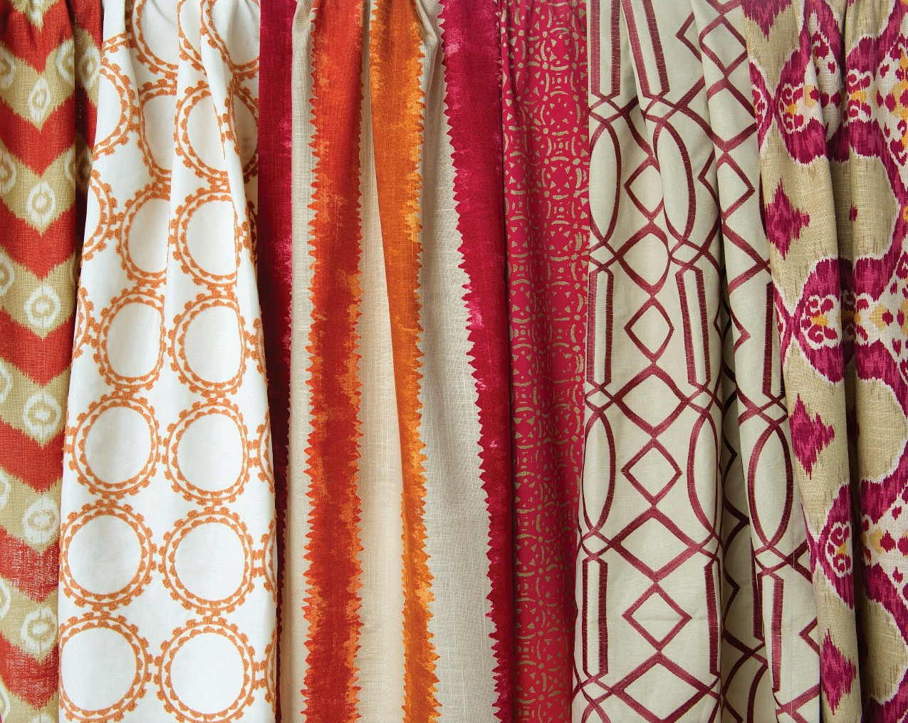 Isabelle de Borchgrave Fabrics, global fabric designs, global printed fabrics