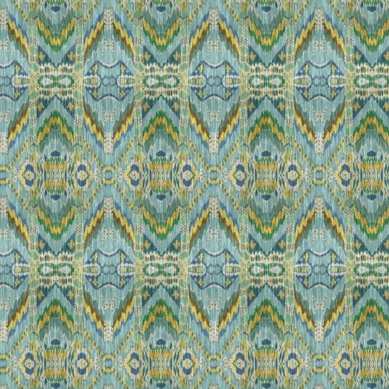 Rythmic Seaglass fabric