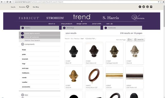 Trend_Component_Search