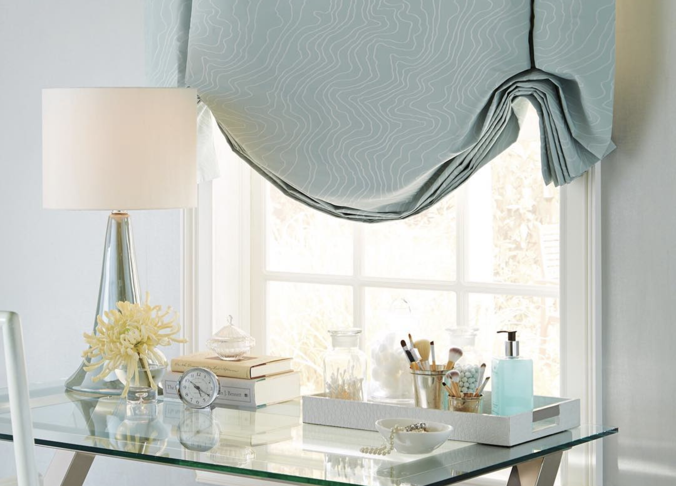 All Things Roman Shades