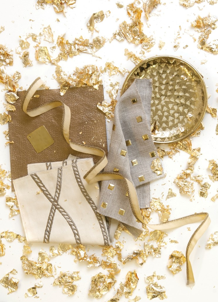 Be Inspired: Gold and Bronze