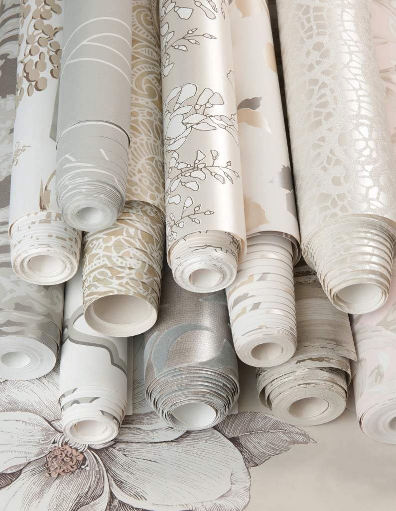 Be Stroheim: PALETTES Wallcovering Collection
