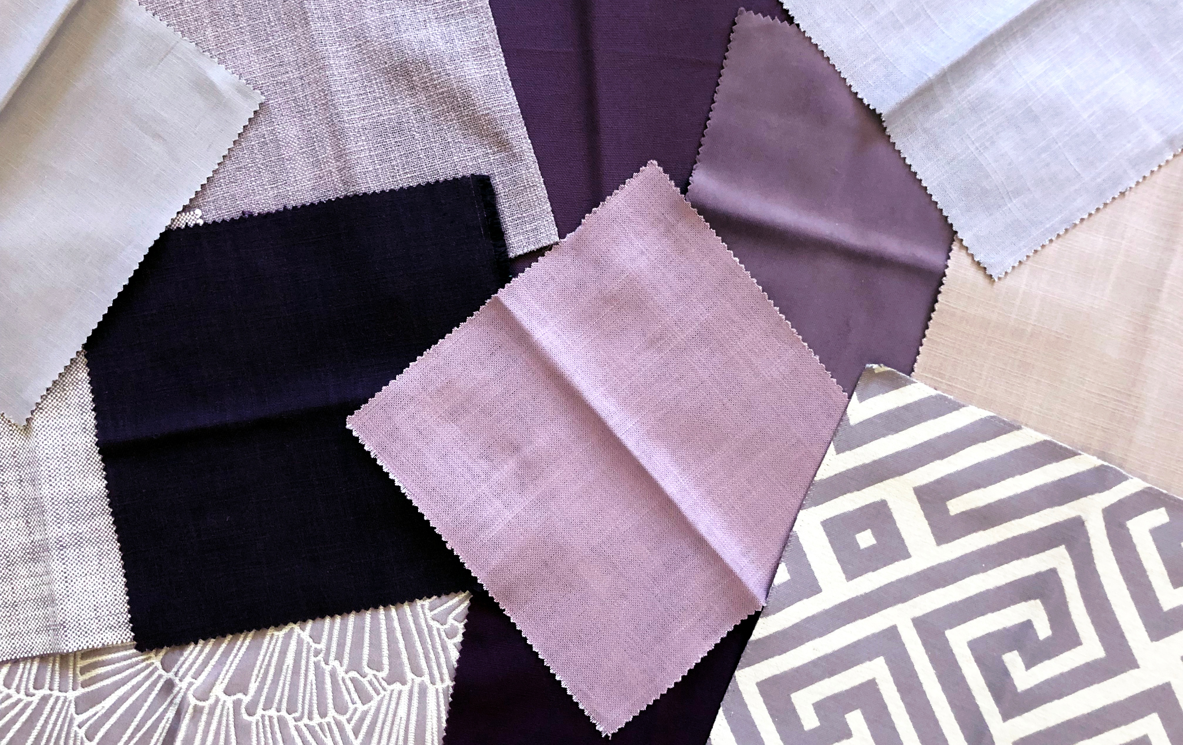 Working with Lavender Color Combinations